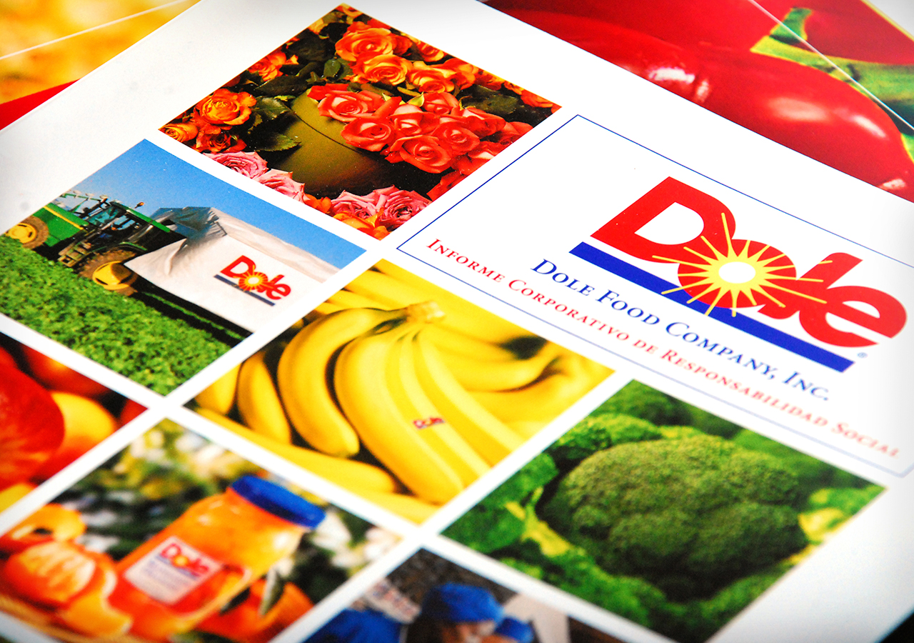 Dole Marketing and Communication