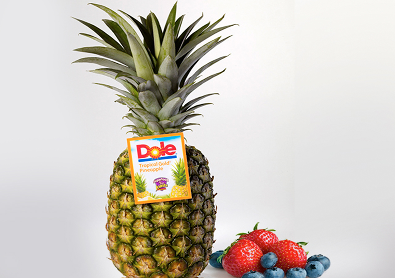 Dole Packaging Design